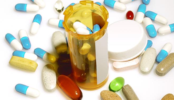 pills colours